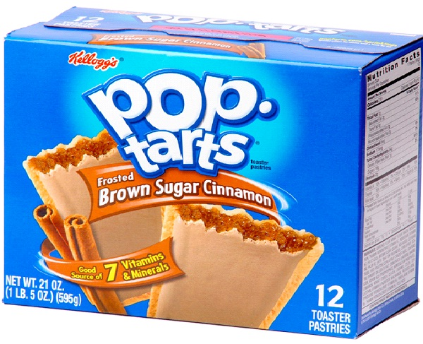 Pop Tarts-Worst Desserts Ever
