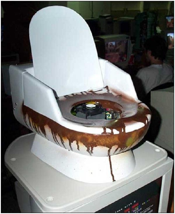 Toilet Computer/PC Case-Amazing Computer Cases