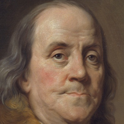 Benjamin Franklin-Great People Who Were Also Perverts