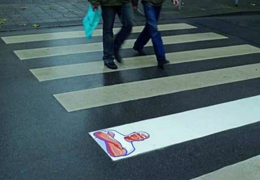 Mr. Clean-Most Creative Street Ads