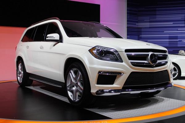 Mercedes M Class-Safest Cars