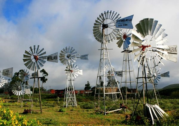 Windmills-Cool Unknown Facts About South Africa