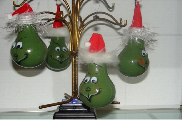 Grinchbulbs-Weird Light Bulbs