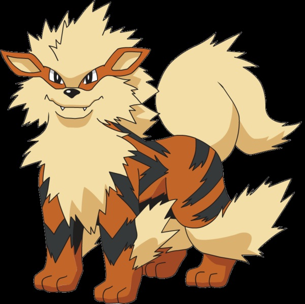 Arcanine-Weird Facts About Pokemon