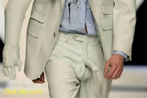 Anatomically Correct Pants-Wackiest Pants