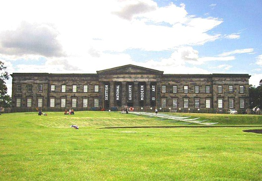 Scottish National Gallery Of Modern Art-Top Must See Places In Scotland