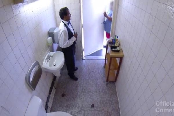 Restroom attendant-15 Worst Jobs Ever