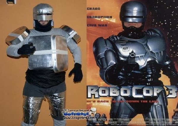 Robocop-Worst Cosplays Ever
