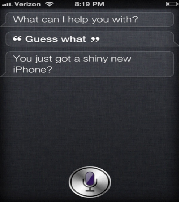 Clever Siri-12 Funny Conversations You Can Have With Siri