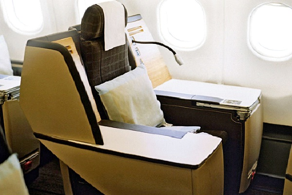 Swiss Airlines-Most Luxurious Airlines