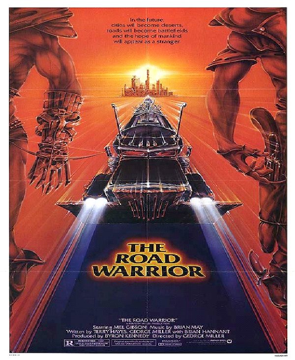 Mad Max 2 : The Road Warrior-Best Action Movies Of All Time