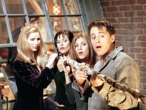 How to check out neighbors-Why We Loved Friends So Much