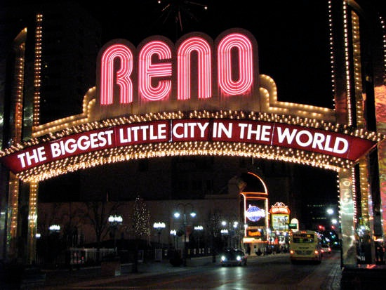 Reno, NV-Americas Most Drunken Cities