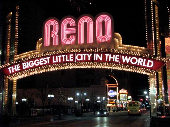 Reno, NV-Americas Most Drunken Cities
