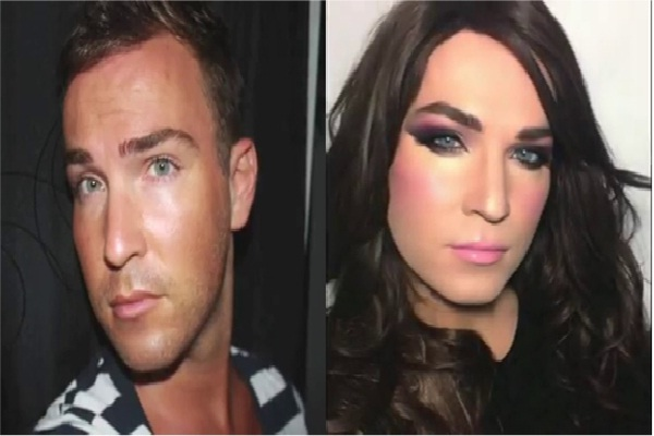 Make-up Magic-Male To Female Transformations