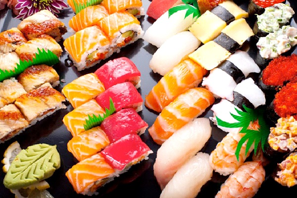Sushi-What Not To Eat During Pregnancy