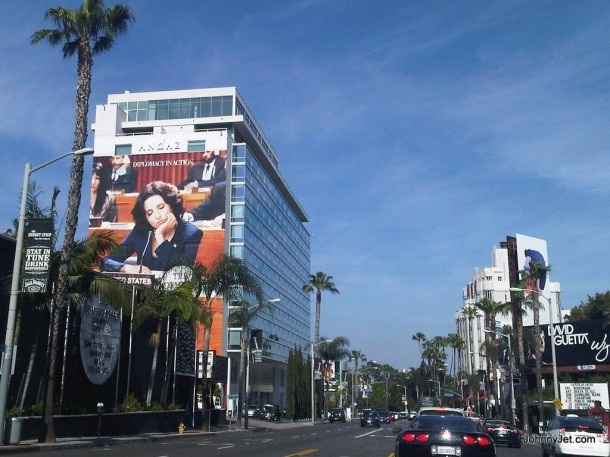 Andaz West Hollywood-Most Famous Hotels Around The World