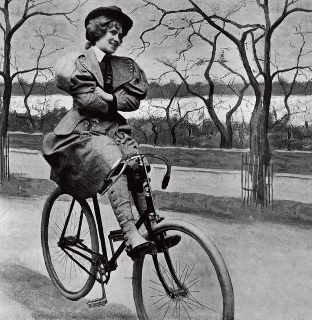 Elizabeth Smith Miller, First Women To Wear Trousers-World's First Women