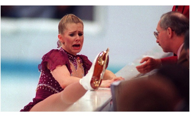 Tonya Harding-Ugly Celeb Cry Faces