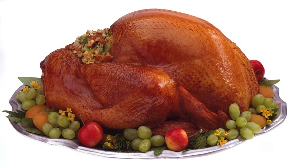 Turkey-Best Foods For Hypothyroidism