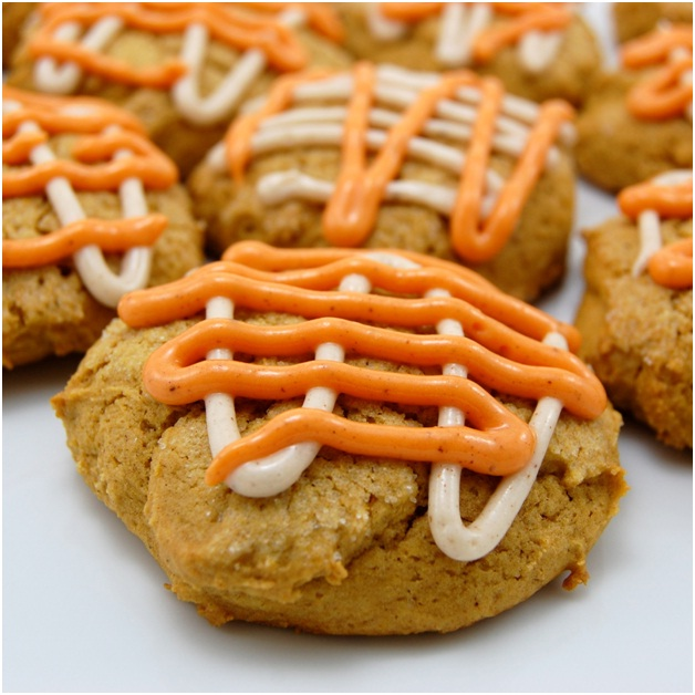 Pumpkin Cookies-Delicious Halloween Recipes