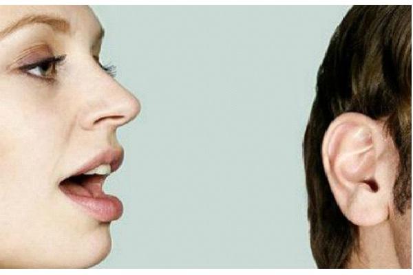 Lending An Ear-Top Turn Ons For Women