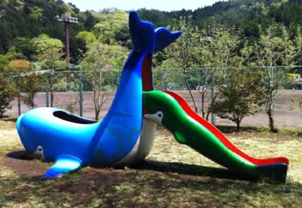 Whale Of A Good Time-Most Inappropriate Playgrounds
