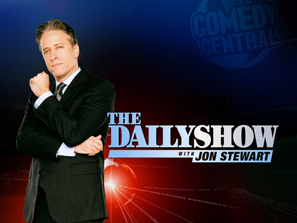 The Daily Show-Most Funny TV Shows