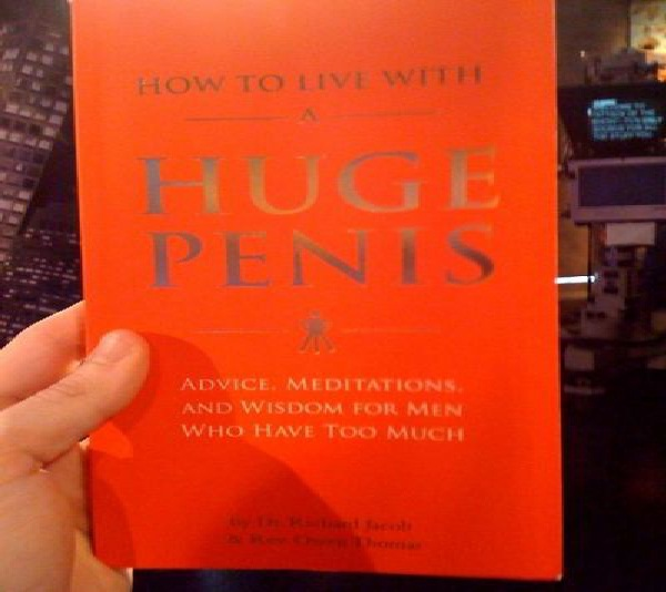 Help For the Well-Endowed-Strangest How-to Books