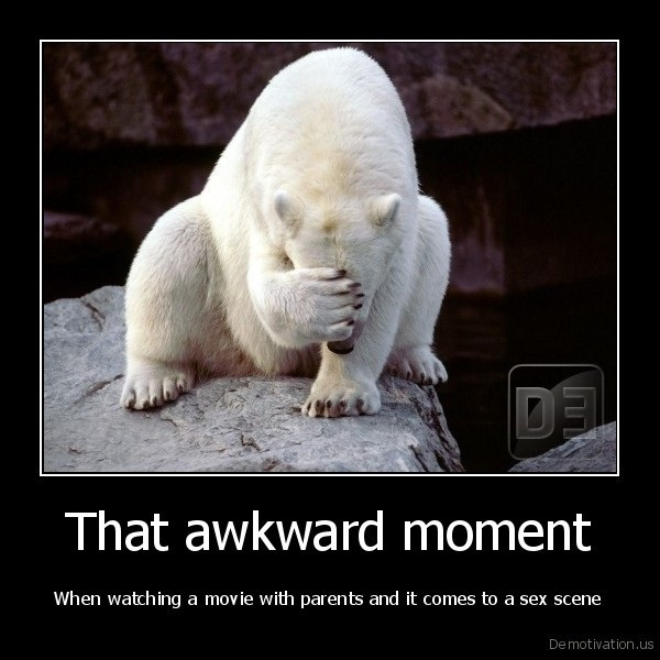 "It Even Shames A Polar Bear-Best ""that Awkward Moment"" Memes"
