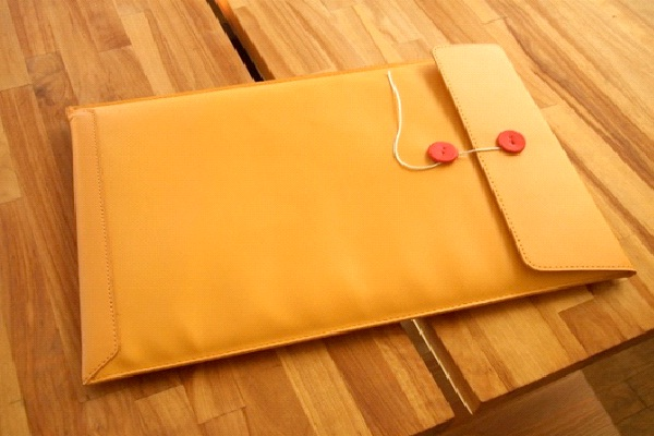 Manila Envelope Case-Coolest Laptop Sleeves And Bags