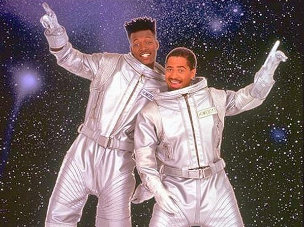 Homeboys In Outerspace-12 Most Racist TV Shows Ever Made