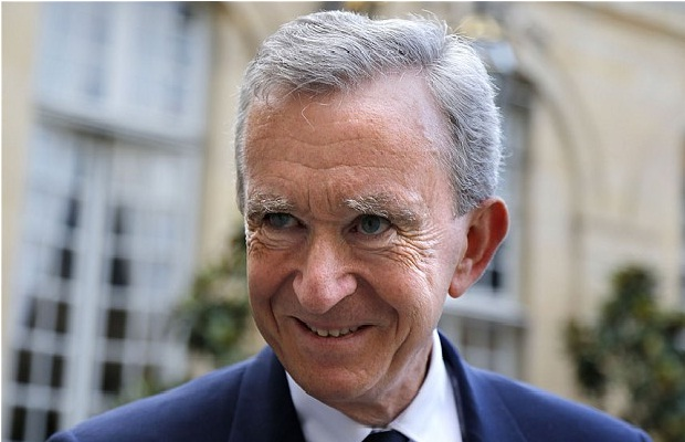Bernard Arnault-Billionaires Who Lost Billions
