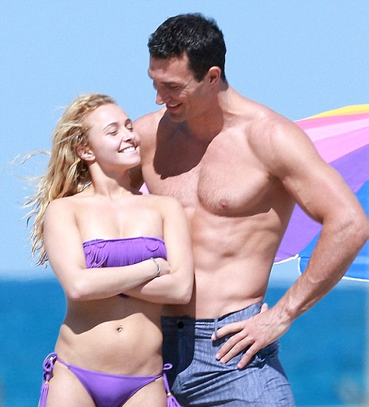 Hayden Panettiere And Wladimir Klitschko-Celebrities Who Will Get Married In 2014