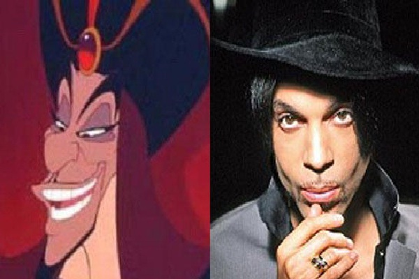 Prince-Disney Look A Like Celebrities