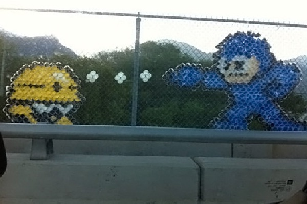 Video Game Inspiration-Most Creative Fences