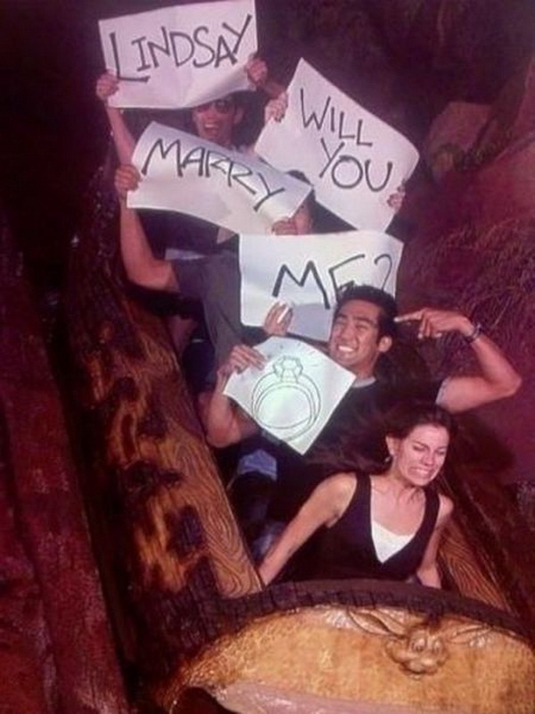 Fun Ways Of Asking-Amazing Ways To Propose