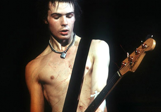 Sid Vicious-12 Celebrities Who Have Committed Murder
