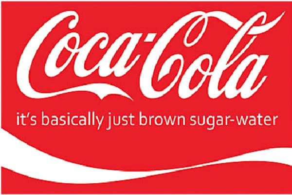 Coca Cola-12 Hilarious And Brutally Honest Advertisements