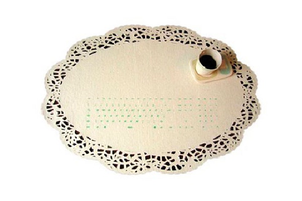 Doily-Weirdest Keyboards