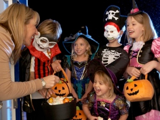 No Trick Or Treating On Halloween-Weird Laws In Virginia