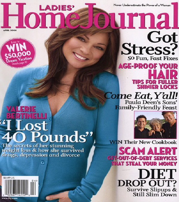 Ladies Home Journal-Most Popular Magazines 2013