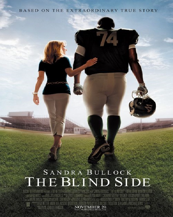 The Blind Side-Movies That Make You Cry