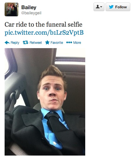Final Thought-Worst Funeral Selfies Ever