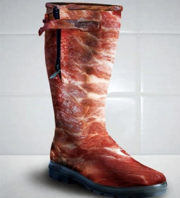 For all weather-Craziest Products Inspired By Bacon