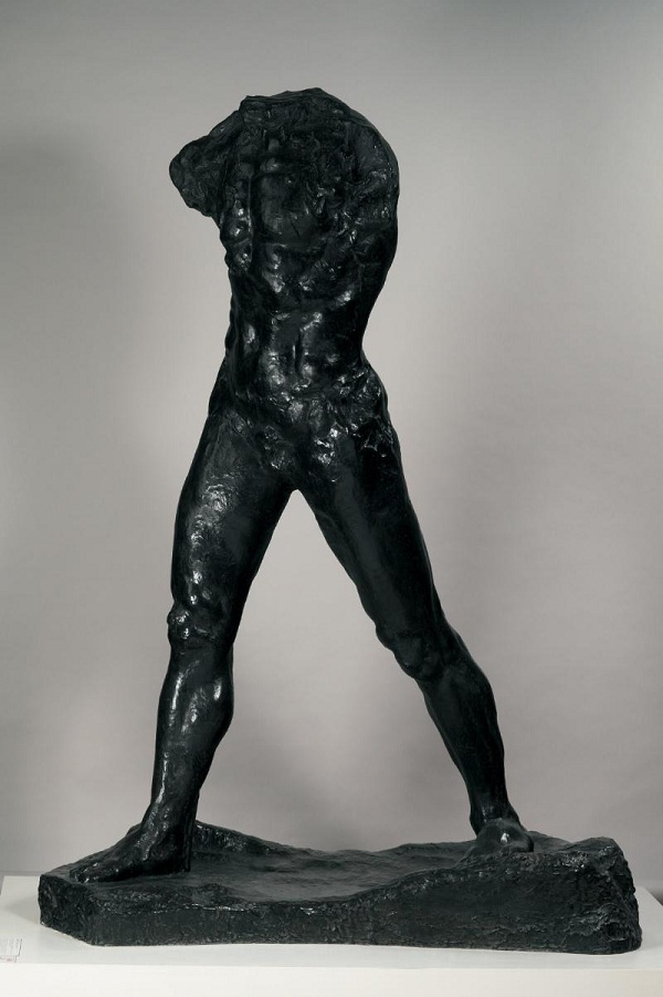 The Walking Man - Auguste Rodin (1840 -1917)-The Most Famous Sculptures In The World