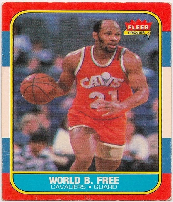 World B. Free-Most Ridiculous Celebrity Name Changes