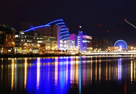 Dublin - Ireland-Best Countries For Nightlife