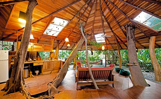 Tree House Lodge, Punta Uva, Costa Rica-Best Vacation Destinations For Couples