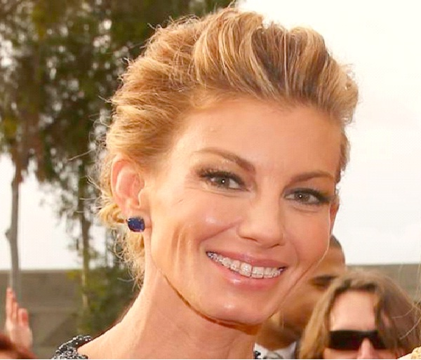 Faith Hill-Celebrities Who Were Adopted